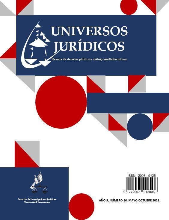 Portada Universos 16